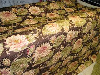 Lilypad quilt