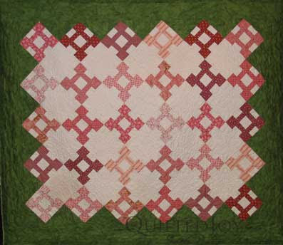 friendship garden quilt