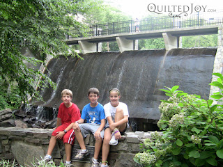 Kidlets at Montreat, NC