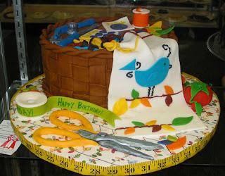 Fair Sewing Cake
