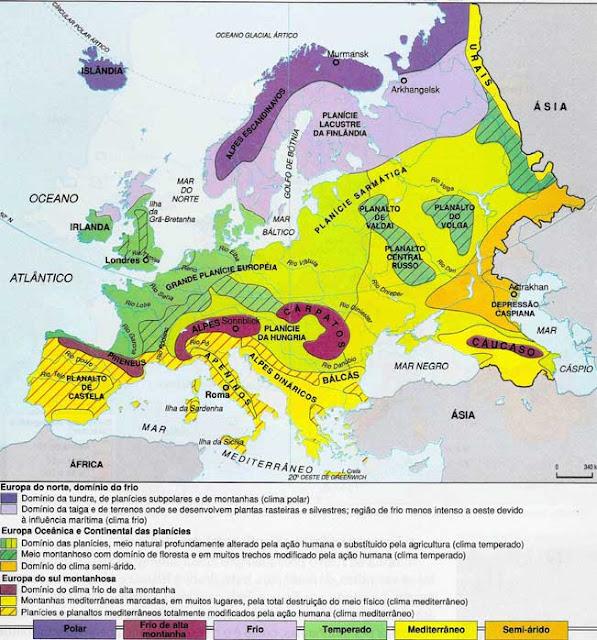 mapa europa fisico. mapa europa fisico. mapa
