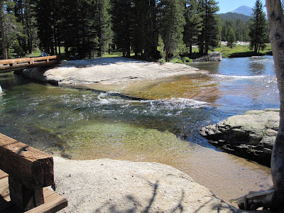 PCT/JMT: Thousand Island Lake to Tuolumne Meadows