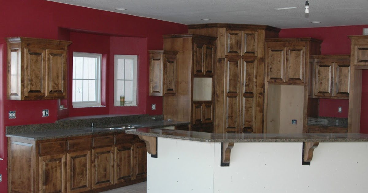 Stonewood Amp Wood Work Clear Alder Cabinets Very Similar