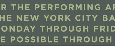 Gotham Font Sample Above Gotham Font Example