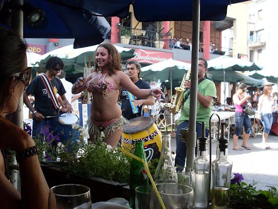 ...candombe...