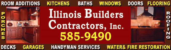 Illinois Builders and Contractors (217) 585-9490 Serving Central Illinois