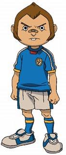 Los personajes de Inazuma Eleven (Super 11)