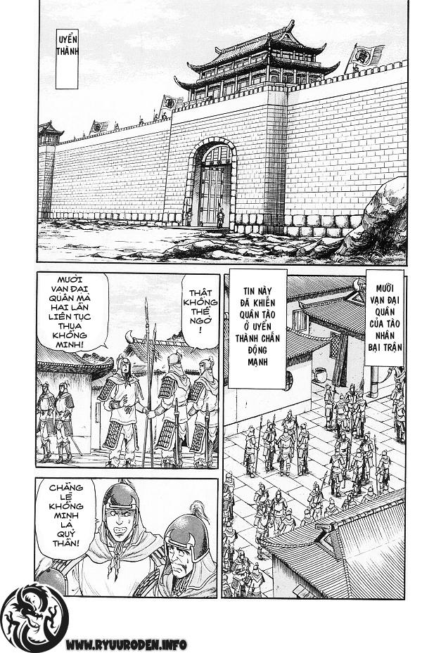 Chú bé rồng-Ryuuroden chap 15 Trang 2 - Mangak.info