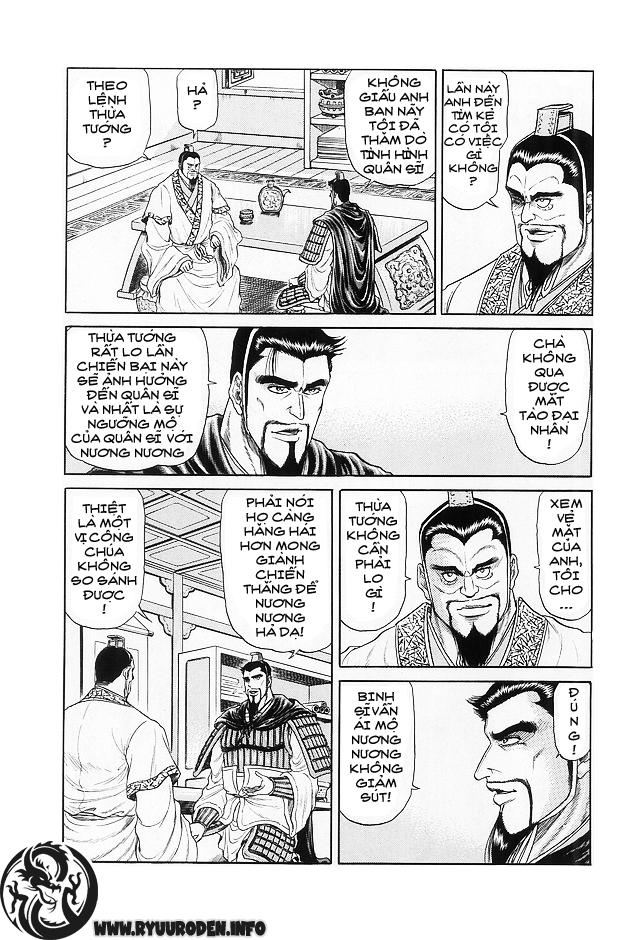Chú bé rồng-Ryuuroden chap 15 Trang 6 - Mangak.info