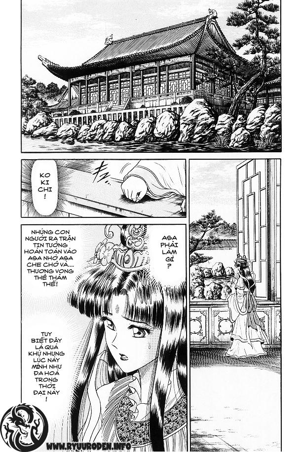 Chú bé rồng-Ryuuroden chap 15 Trang 11 - Mangak.info