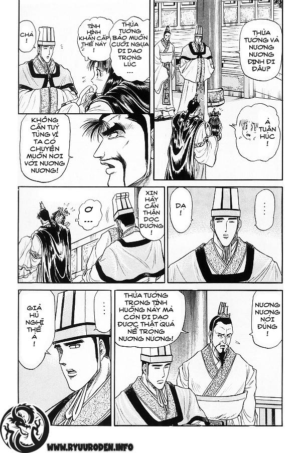Chú bé rồng-Ryuuroden chap 15 Trang 14 - Mangak.info