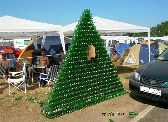 a collection of redneck christmas trees - Redneck Christmas Tree