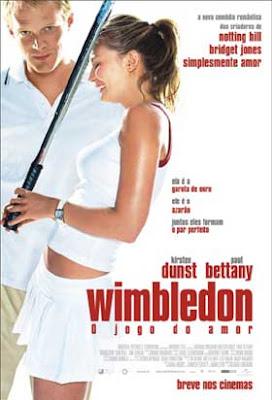 Baixar Filme Wimbledon   O Jogo do Amor (Dublado) Gratis w sam neill romance paul bettany kirsten dunst jon favreau james mcavoy 2004
