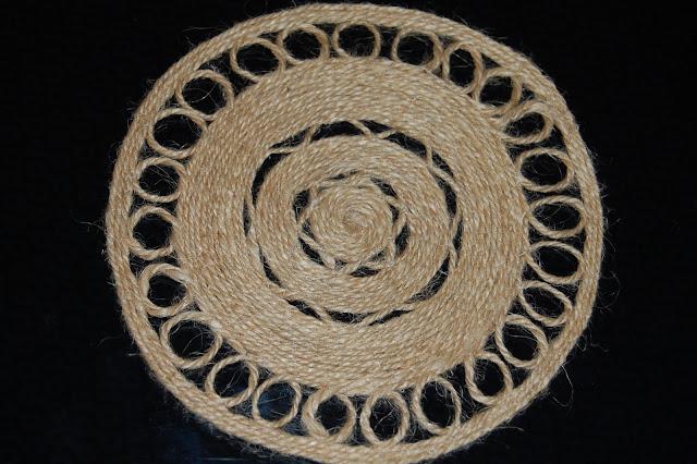 El rinc n de las miniaturas alfombras - Alfombras de rafia ...
