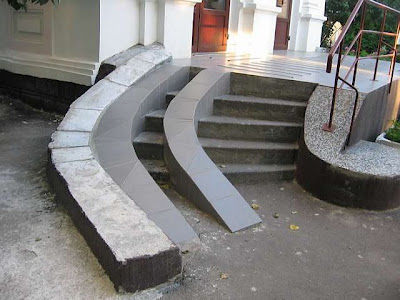 40 cool and creative wheelchair ramps just cute pics