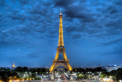 stunning Eiffel tower photography