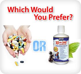 Pills or Liquid Vitamins?