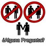 No al Gaymonio