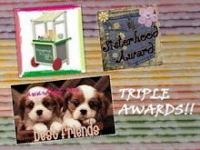 My eighth blog award