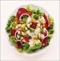 salada saborosa