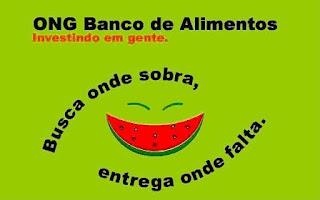 ONG banco dos alimentos