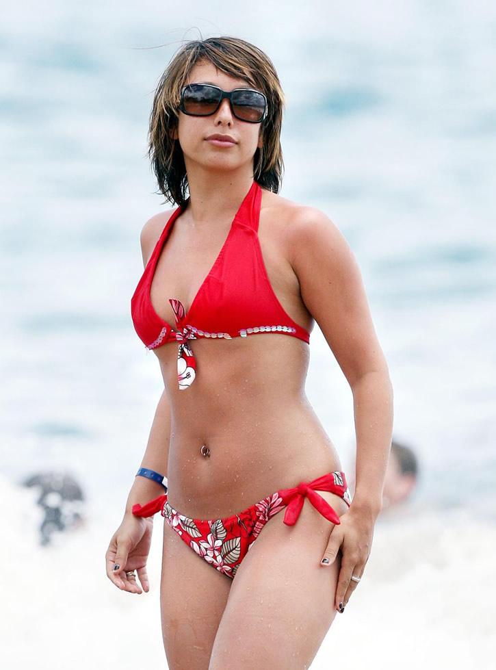 Cheryl Burke sexy bikini