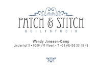 Quiltstudio Patch & Stitch