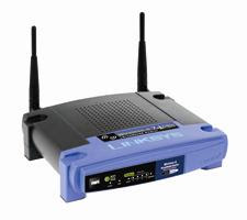 Setup Linksys WRT54G Wireless Router