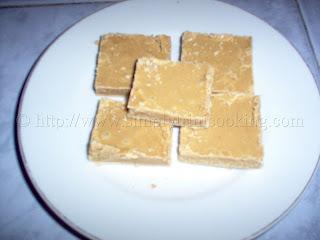 Brown Sugar Fudge, simplytrinicooking.com