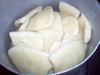 Dumplings, dumpling recipe, how to make trini dumplings, simplytrinicooking.com