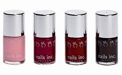 Free Nails Inc polish