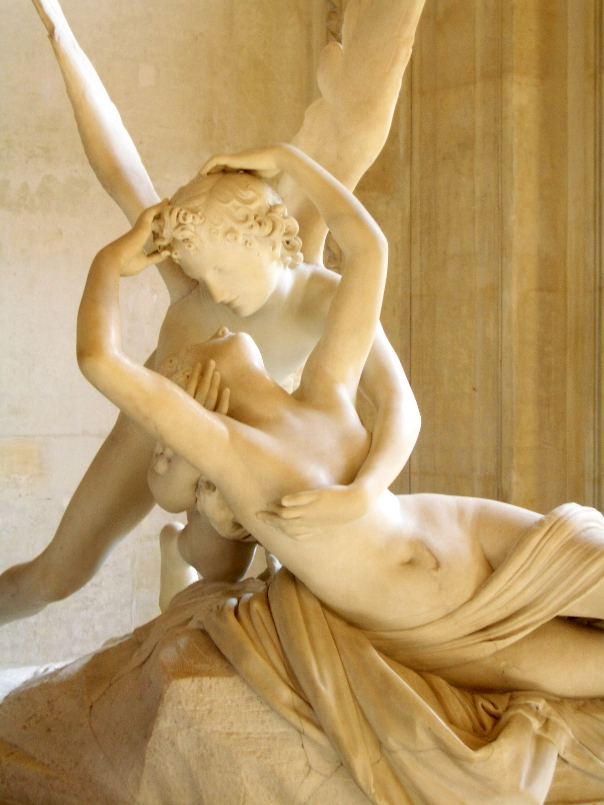 Eros & Psyche - Antonio Canova