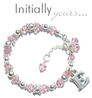 Intially yours Bracelet - $15