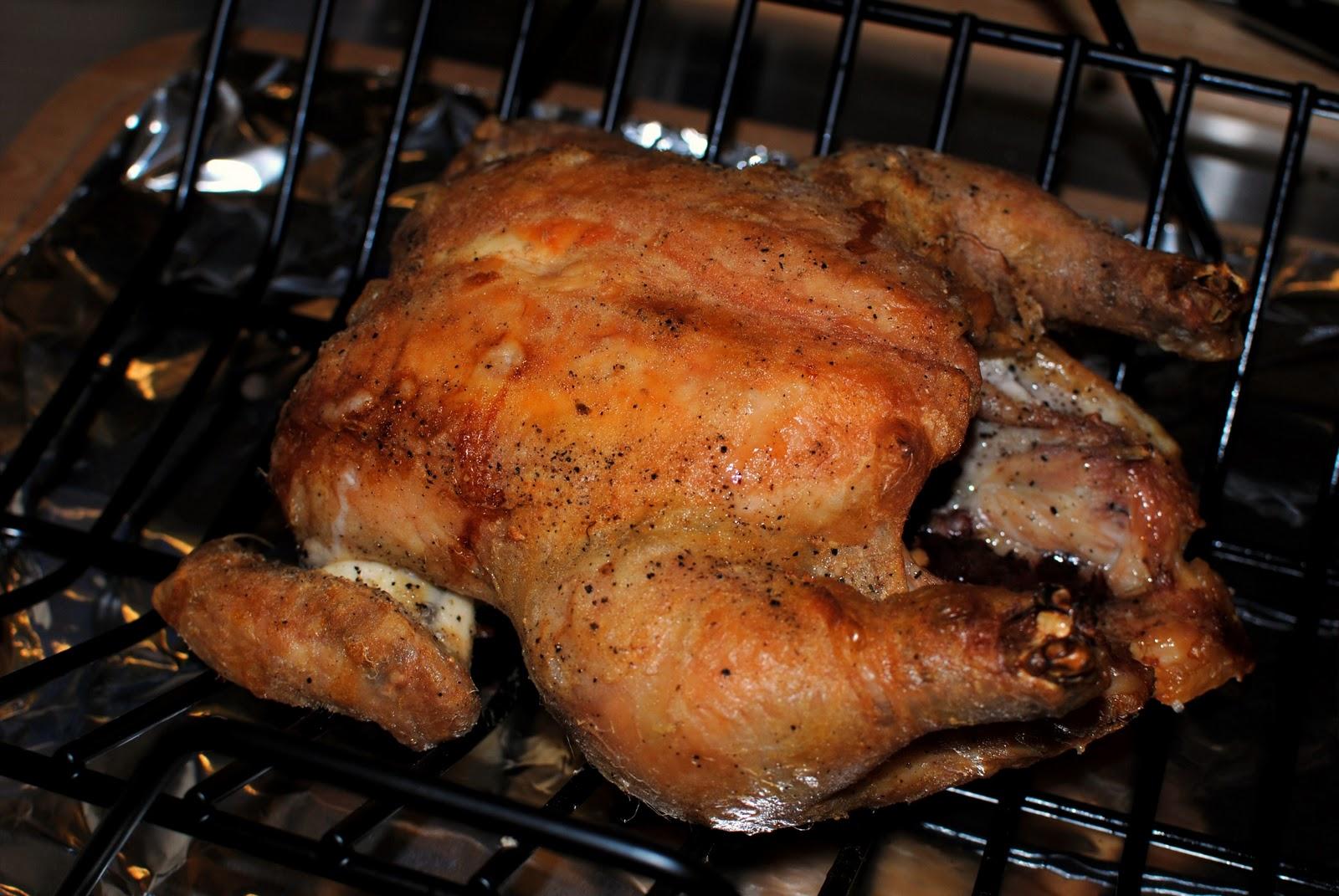 The Ultra-Crisp Roast Chicken
