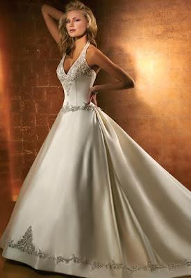 Demetrios wedding gown collection 2009