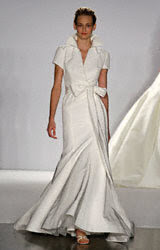 Jules From The Vineyard Collection A Daringly Diffe Look For Modern Bride Wedding Gown Features Casual Shirtwaist Styling In Full