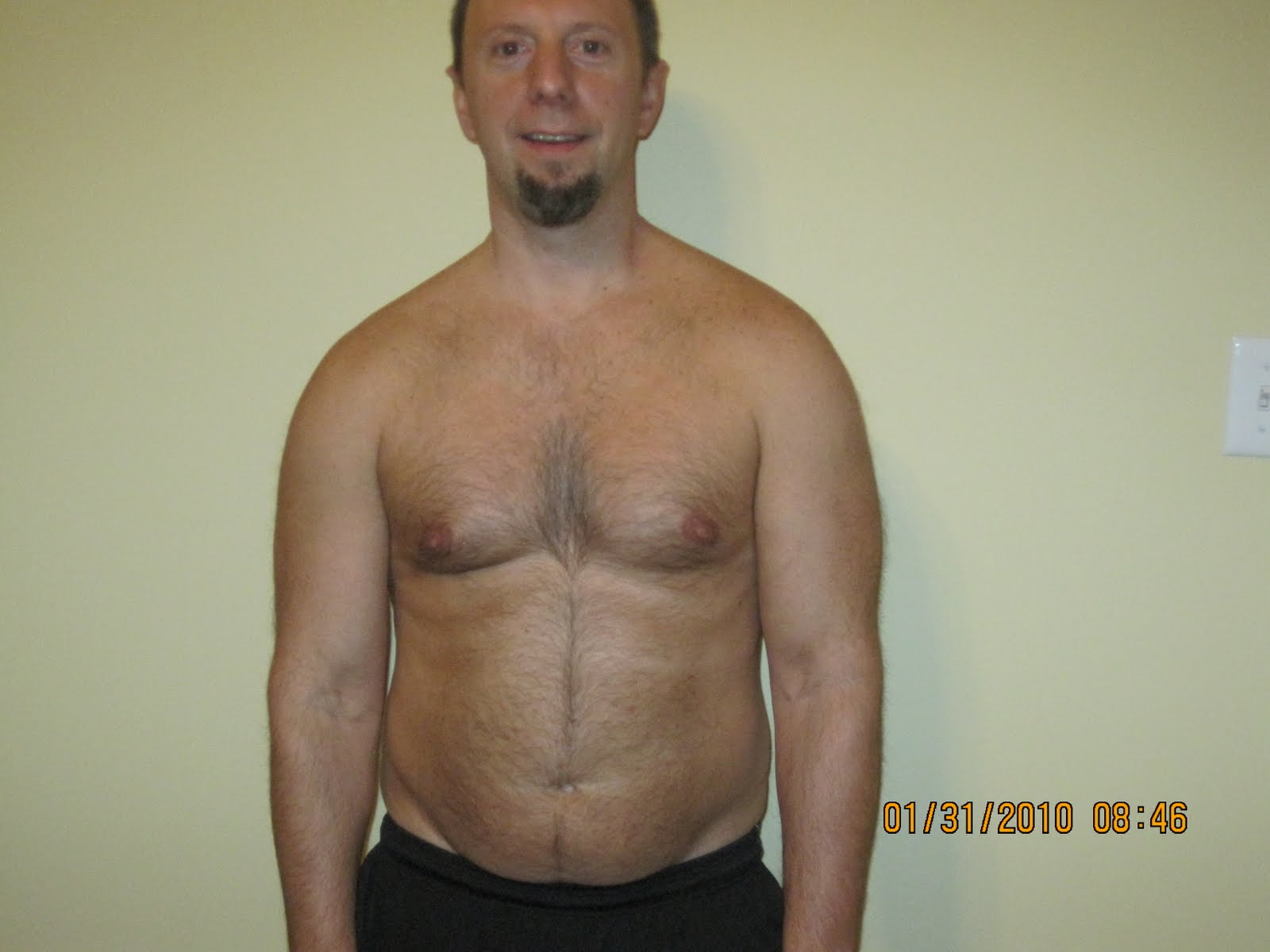 Mark Sisson P90X Greg Goebel P90Xpaleo Diet Beforeafter Photos