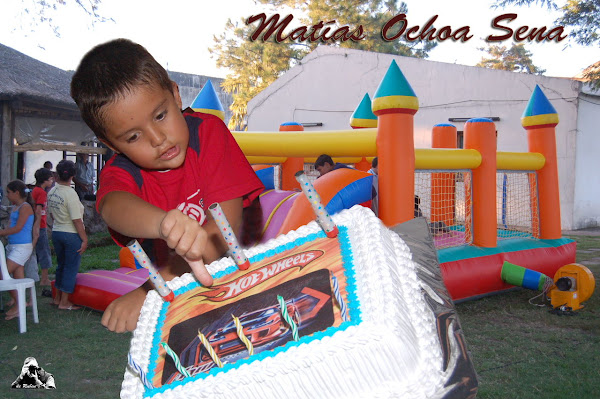 El cumpleaños de ¨Mati¨