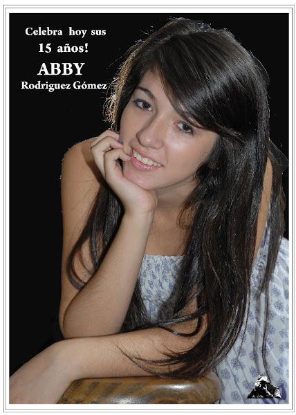 Aby y sus 15 Años!