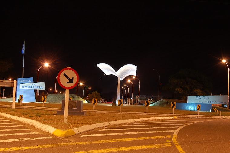 Puerta de la Sabiduría, o La Gaviota, o 4 Bocas...