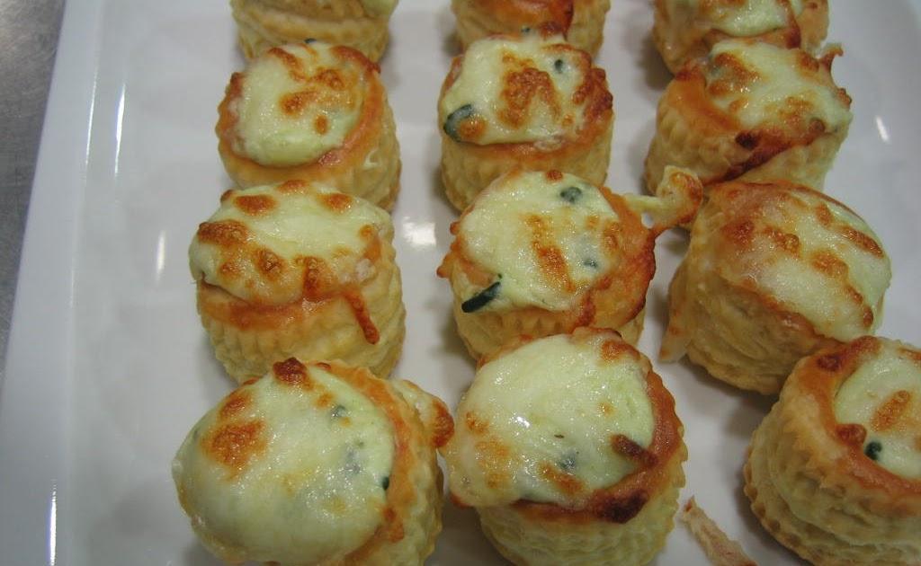 Aula de cocina porto mui os recetas voulavents rellenos - Bechamel con nata para cocinar ...