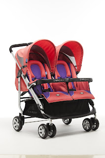 zoooo (closed)Zooper Tango Double Stroller Review & Hook On Chair Giveaway! Ends 12/06!
