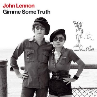 Tony's Music and Screening Room: Gimme Some Truth: The Solo Music ...