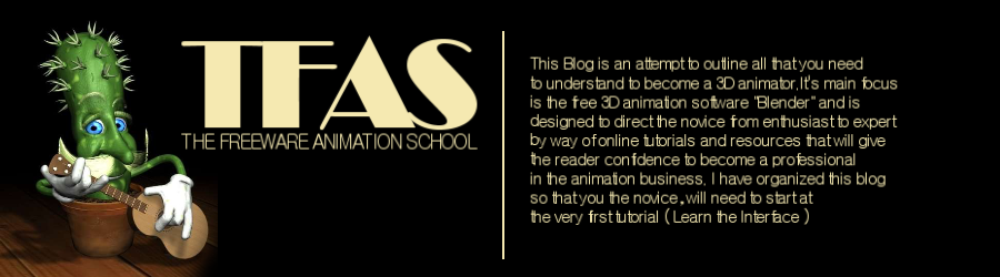 The Free Animation School