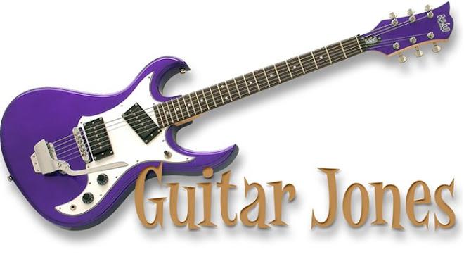 guitar jones