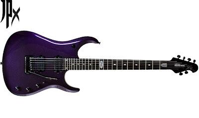 Ernie Ball John Petrucci JPX.
