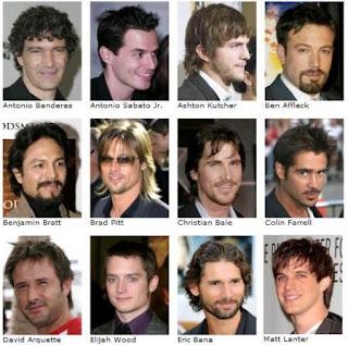 Difícil escolher um corte de cabelo que seja bacana.