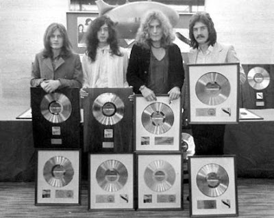 Led Zeppelin award
