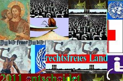 """""""Das Recht auf Türmchen"""" gerhard schröder, bundeskanzler ad in DIE ZEIT, XII-09"""
