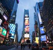 Les touristes francais se ruent sur New York